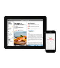 AARPdiscounts.com on Mobile