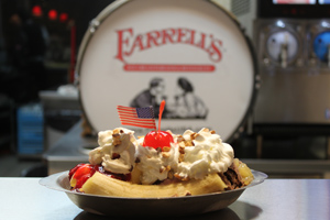 Farrell's Ice Cream Parlour Restaurants - 10% Off