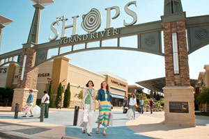 The Shops at Grand River - Receive a free coupon book
