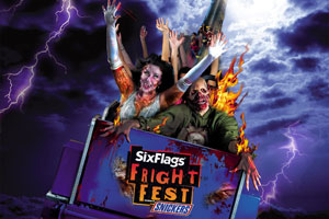Six Flags Fright Fest - Up To 30% Off