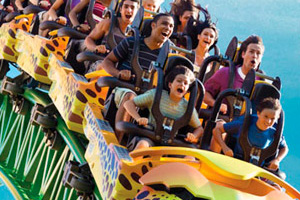 Busch Gardens - Earn 3x AAA WOWPoints Plus Save up to 30%