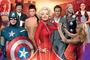 Madame Tussauds Hollywood - Buy one admission, get one FREE