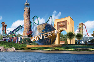 Universal Orlando - Buy a 2-Park 2-Day Ticket and Get 2 Days FREE*