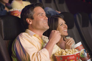 Regal Entertainment Group - Up To 35% Off