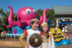 Seaworld San Diego's Halloween Spooktacular - Two great offers just for you!