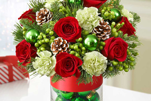 1-800-FLOWERS.com - 25% off holiday gifts
