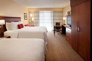 Marriott Hotels & Resorts - Up to 15% off weekends