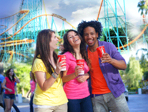 Six Flags Parks - Up To 30% Off