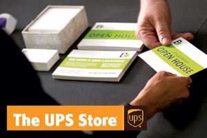 The UPS Store - Up to 30% off on-demand print projects online. Up to 15% on select services and 5% on UPS shipping.
