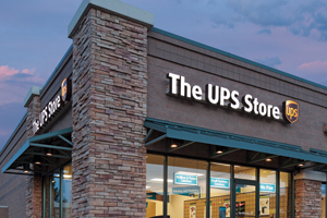 The UPS Store - Save up to 15% on select services and 5% on UPS shipping.