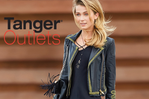 Tanger Outlet Centers - Save up to 20%.