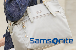 Samsonite - Save 20% at all Samsonite-owned stores, outlets, and online.