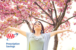 AAA Prescription Savings - Save up to 75% on nearly every prescription for you and your pets.